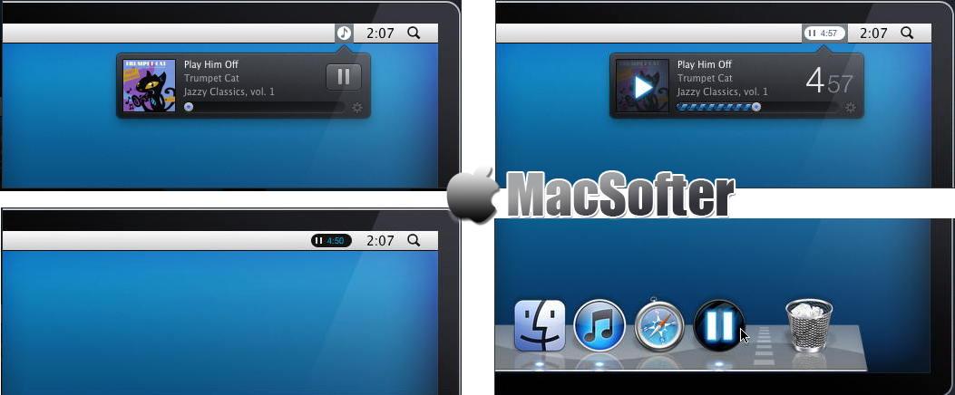 [Mac] Take Five : 音乐暂停并定时自动开始播放的工具