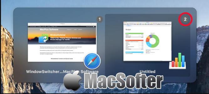 [Mac] WindowSwitcher : 多窗口快速切换管理工具