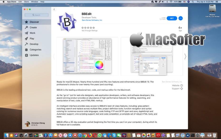 [Mac] BBEdit : 强大的代码编辑器