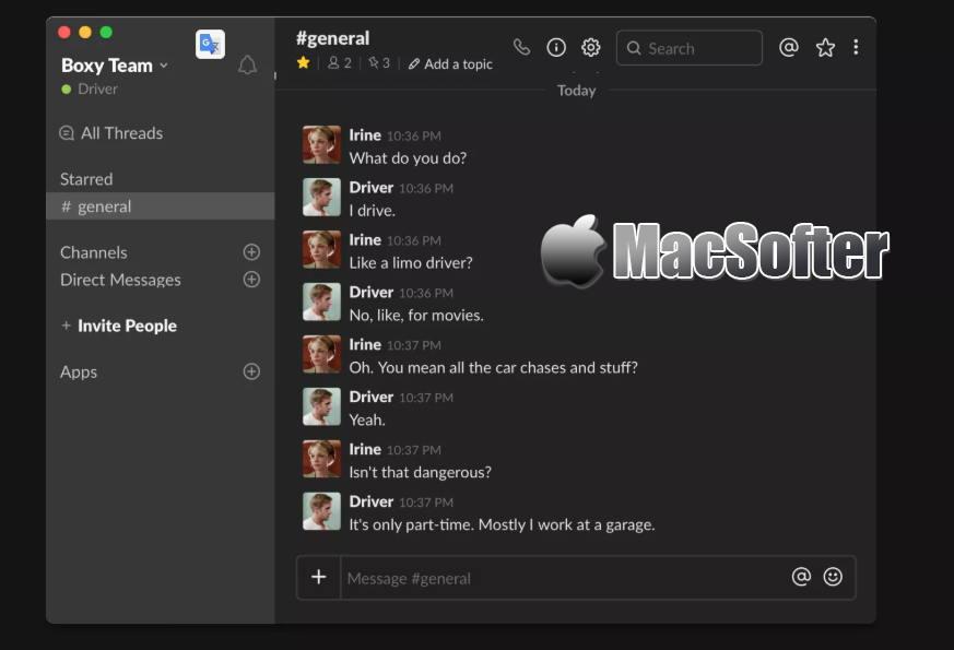 [Mac] Sblack : 轻量级的Slack客户端