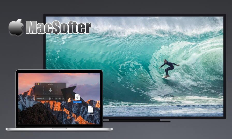 [Mac] SofaPlay : 将Mac电脑屏幕投屏到智能电视上播放