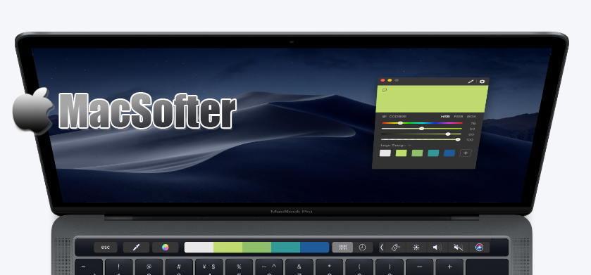 [Mac] ColorSlurp : 简约好用的取色器
