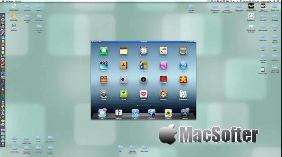 [Mac] AirServer : iPhone、iPad投屏到Mac显示的软件