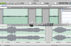 [Mac] Amadeus Pro : 强大的多轨音频编辑器
