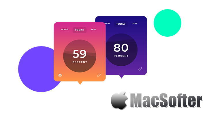 [Mac] Day Night : 为拖延症设计的剩余时间百分比通知工具