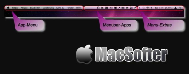 [Mac] AccessMenuBarApps : 让菜单栏图标更好安排更好用