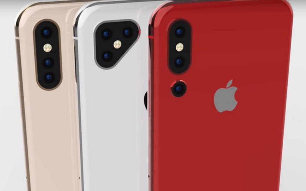 2019 全新iPhone 产品线提前现身欧亚数据库