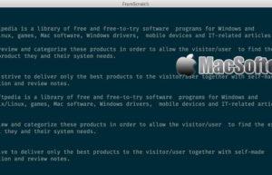[Mac] FromScratch : 简单智能的笔记软件和待办事项软件