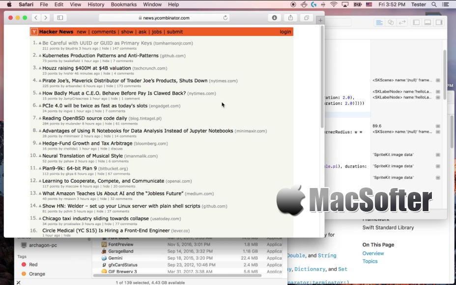 [Mac] SensibleSideButtons : 让鼠标的侧边按钮在第三方应用程序中作为导航键的软件