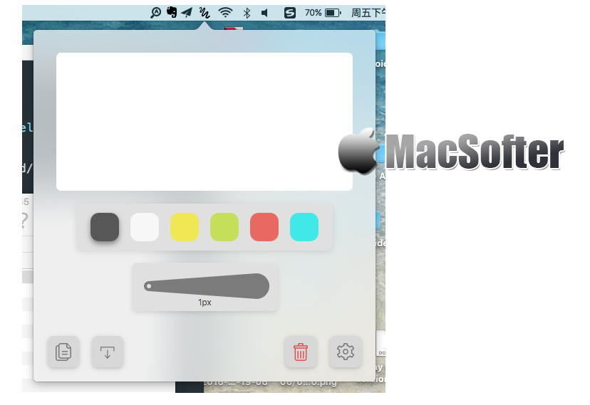[Mac] Freehand : 菜单栏的草图快速绘制软件