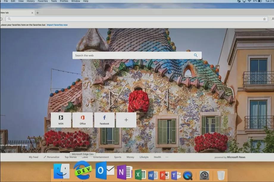 macOS平台的Edge for Mac泄露下载地址及新特性介绍