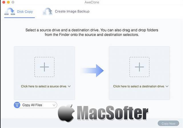 [Mac] AweClone : 好用的磁盘克隆工具