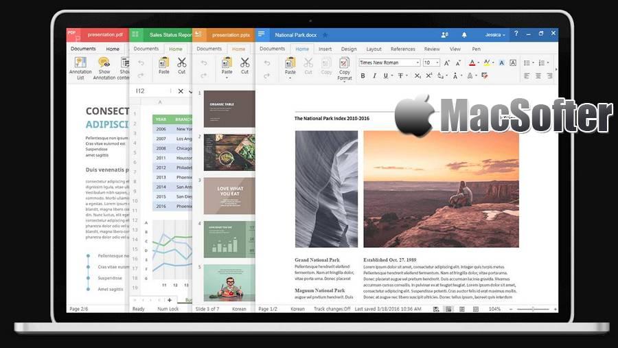 [Mac] Polaris Office : Office/PDF/TXT等格式的文档编辑器