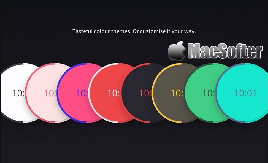 [Mac] Pomy : 针对眼睛视力健康设计的番茄钟软件
