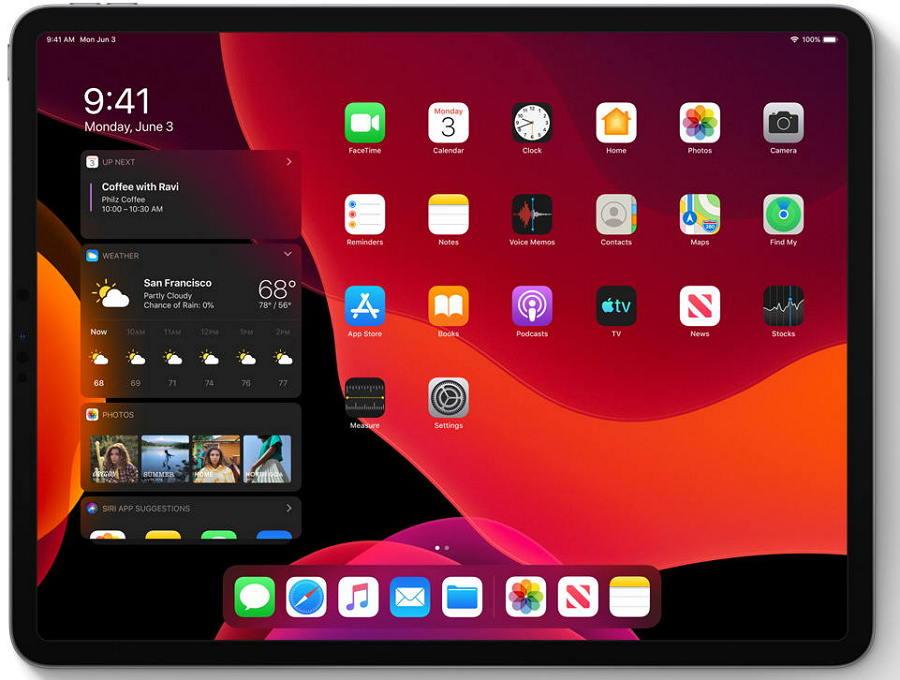 iPadOS正式发布 - 新特性让其更加桌面化