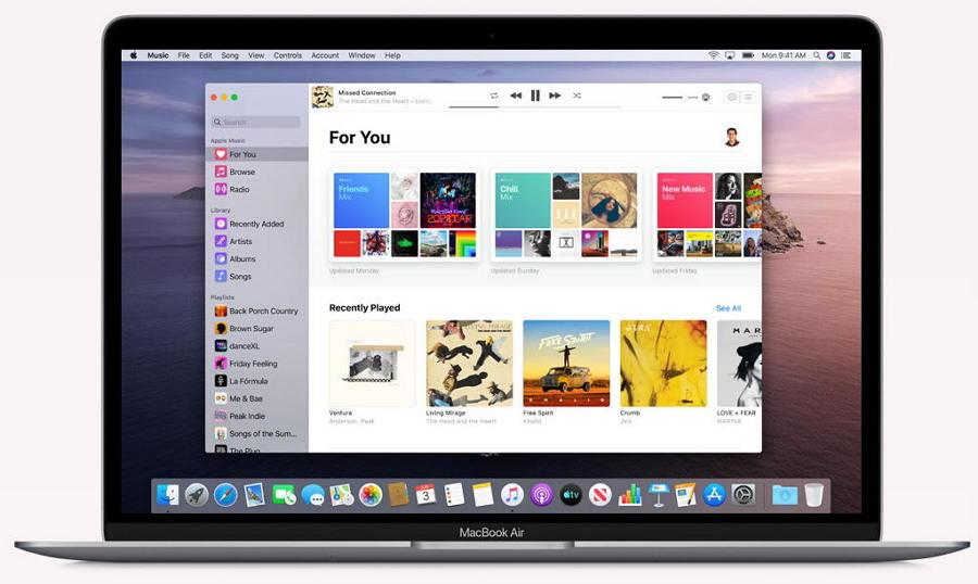 iTunes 正式淡出舞台
