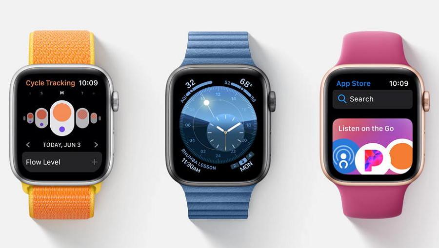 watchOS更新跨大步 - 独立的应用商店及全新表盘