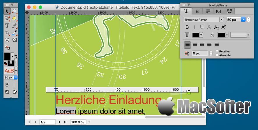 [Mac] PhotoLine : 好用的看图及图像编辑软件