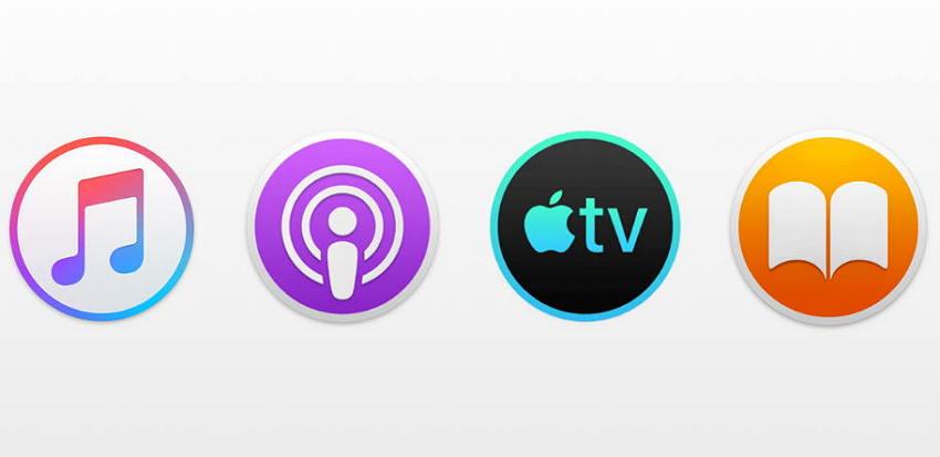 苹果改用apps.apple 新域名 - iTunes品牌进一步被切割