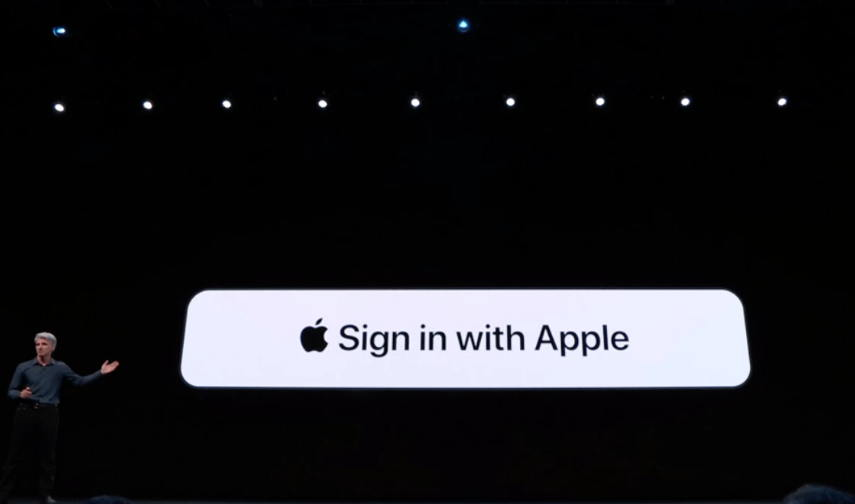 用Sign In with Apple登入更好又安全