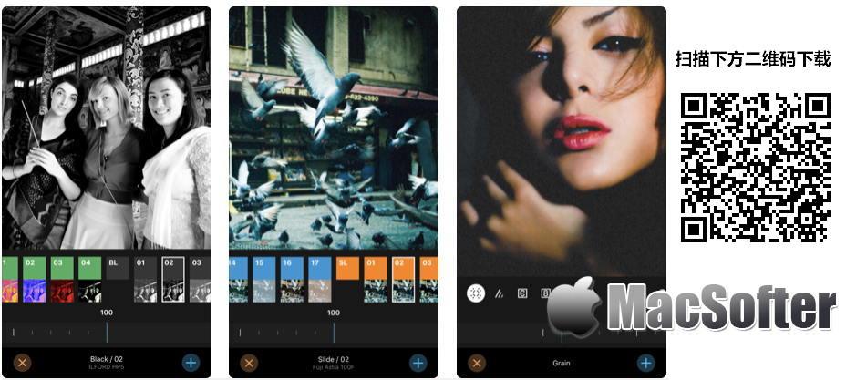 [iPhone限免] Filter Candy :照片滤镜特效软件