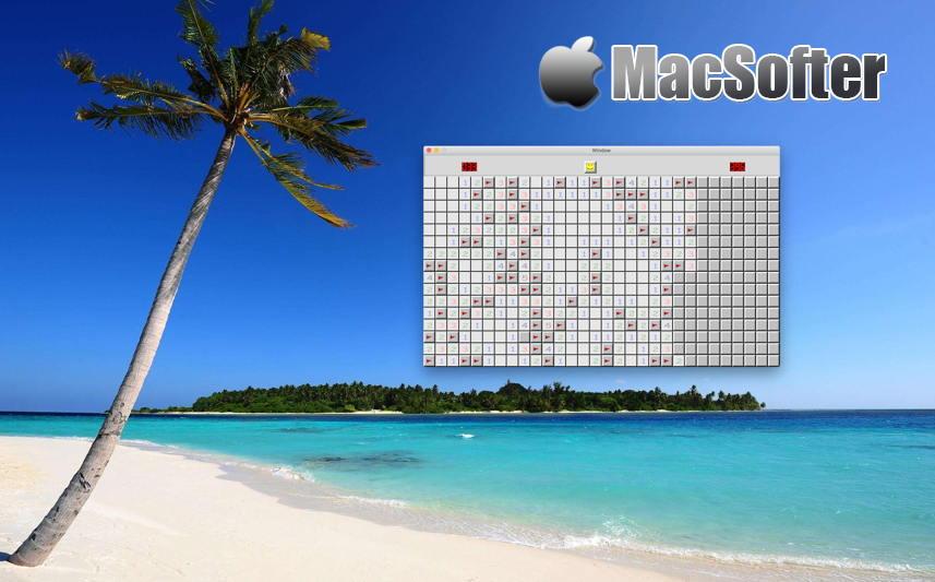 [Mac] 扫雷畅玩版 : 足够经典耐玩的扫雷游戏