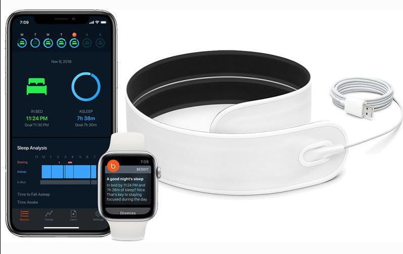 苹果推出Beddit Beta睡眠跟踪测试计划