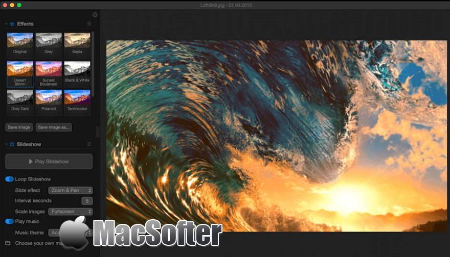 [Mac] Phiewer : 方便好用的看图软件