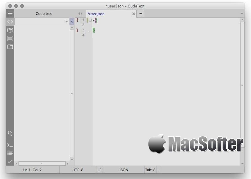 [Mac] CudaText : 好用的代码编辑器