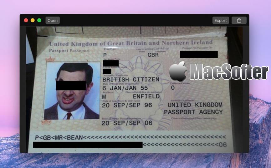 [Mac] Black Out :为图片涉及隐私的地方打码的软件 Mac图像图形 第1张