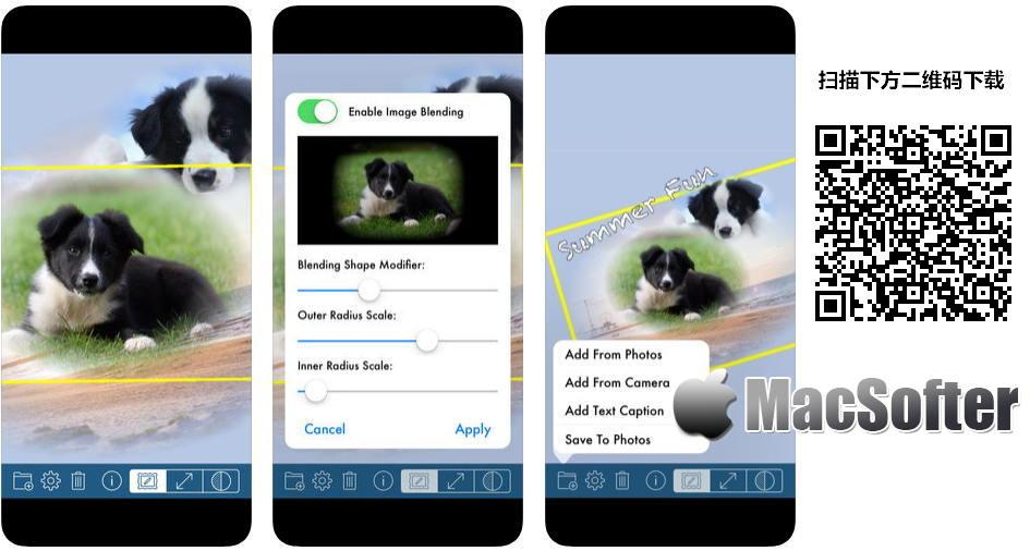 [iPhone/iPad限免] PhotoTangler Collage Maker : 好用的照片拼贴软件