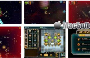 [iPhone/iPad限免] Starborn Anarkist(星际射手) : 星际射击游戏