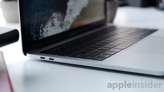 2019年13英寸MacBook Pro沿袭了前代熟悉的外观设计