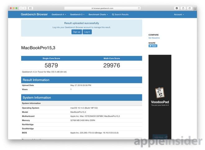 2019款15英寸8核MacBook Pro最新评测 - 重新设计之前的极致优化