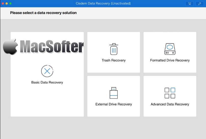 [Mac] Cisdem iPhone Recovery : iPhone数据恢复软件