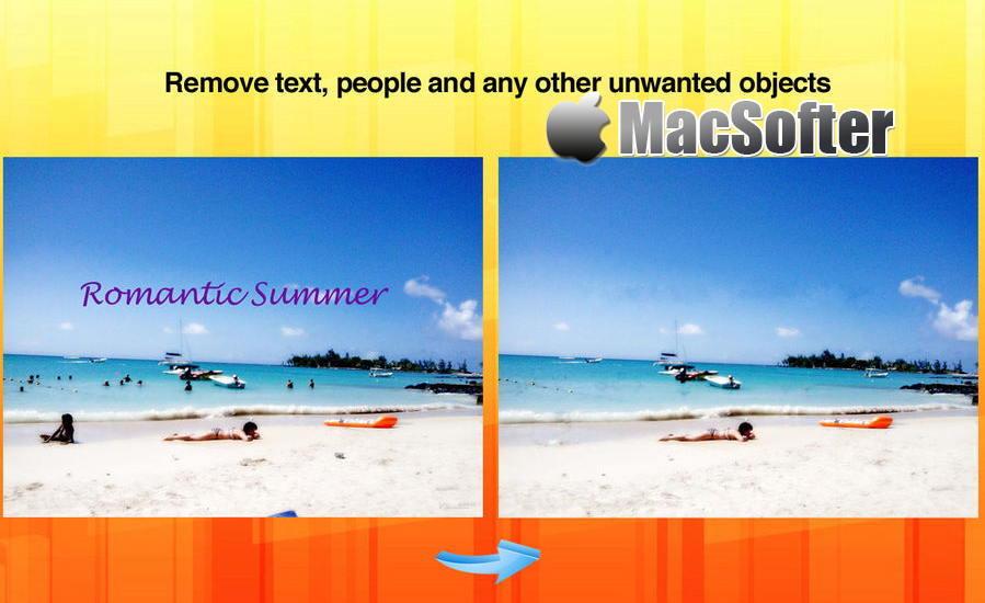 [Mac] Photo Eraser : 好用的一键抠图工具