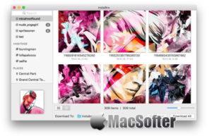 [Mac] InstaBro : Instagram照片视频下载工具