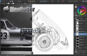 [Mac] Affinity Designer : 矢量图设计绘制软件