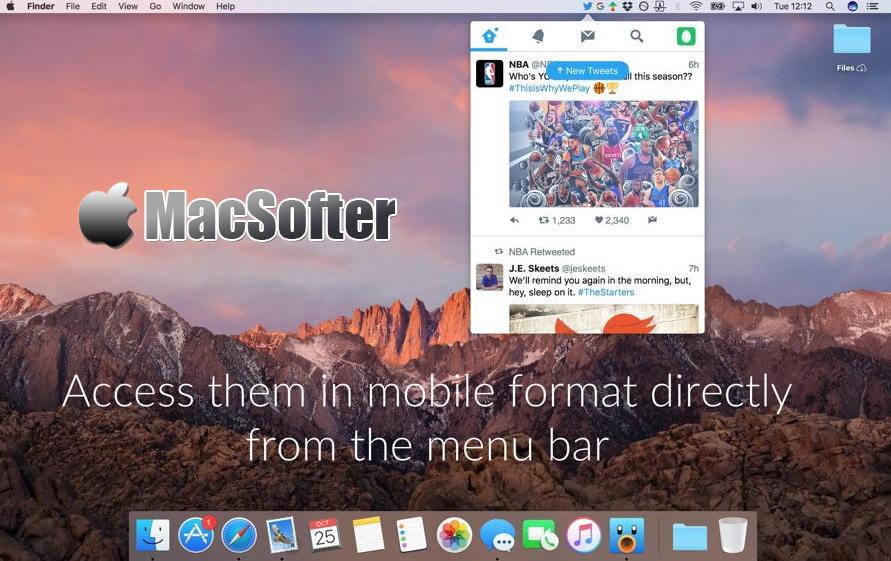 [Mac] Web Launchey : 菜单栏的网址在线应用快速访问工具