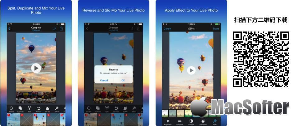 [iPhone/iPad限免] Live 2 Video : 将Live Photo实况照片转换为视频的软件