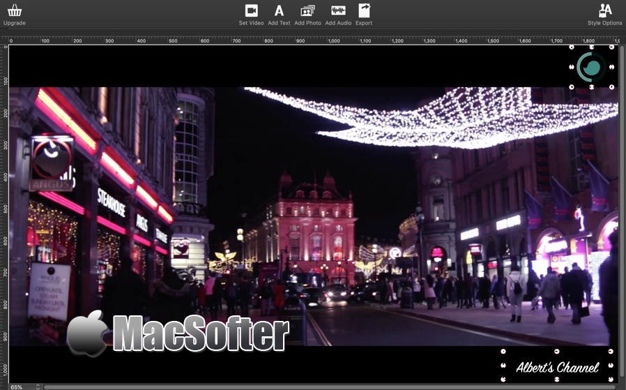 [Mac] itsMine Video Watermark Maker : 视频水印添加工具