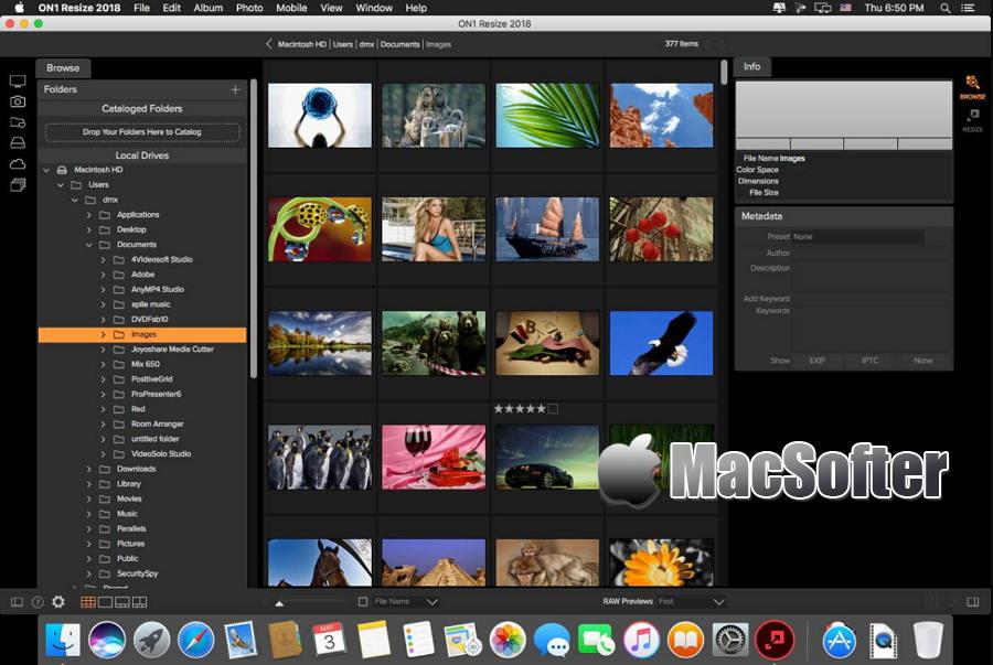 [Mac] ON1 Resize :无损图片放大软件