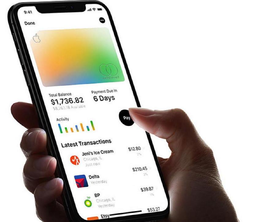 Apple Card不能用于购买赌博或加密货币:安全省心的信用卡