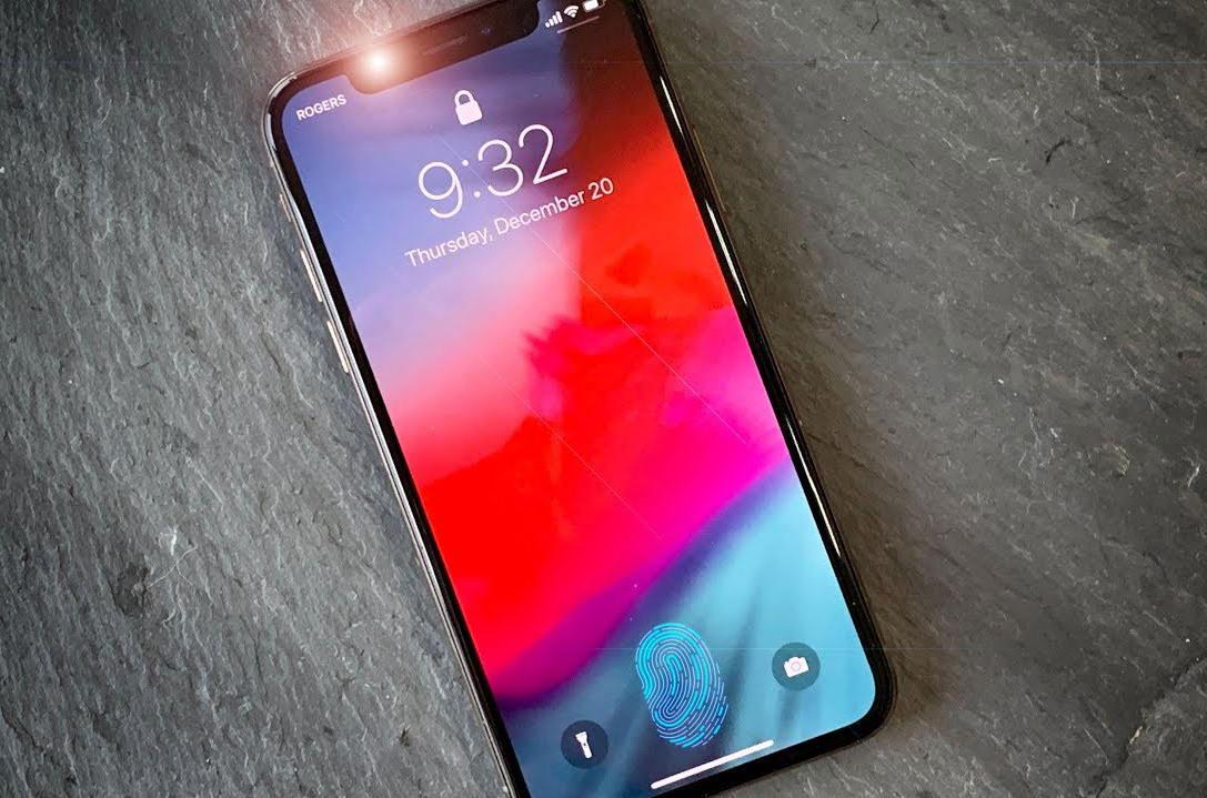 iPhone或在2021年采用屏下指纹识别并同时搭载Face ID