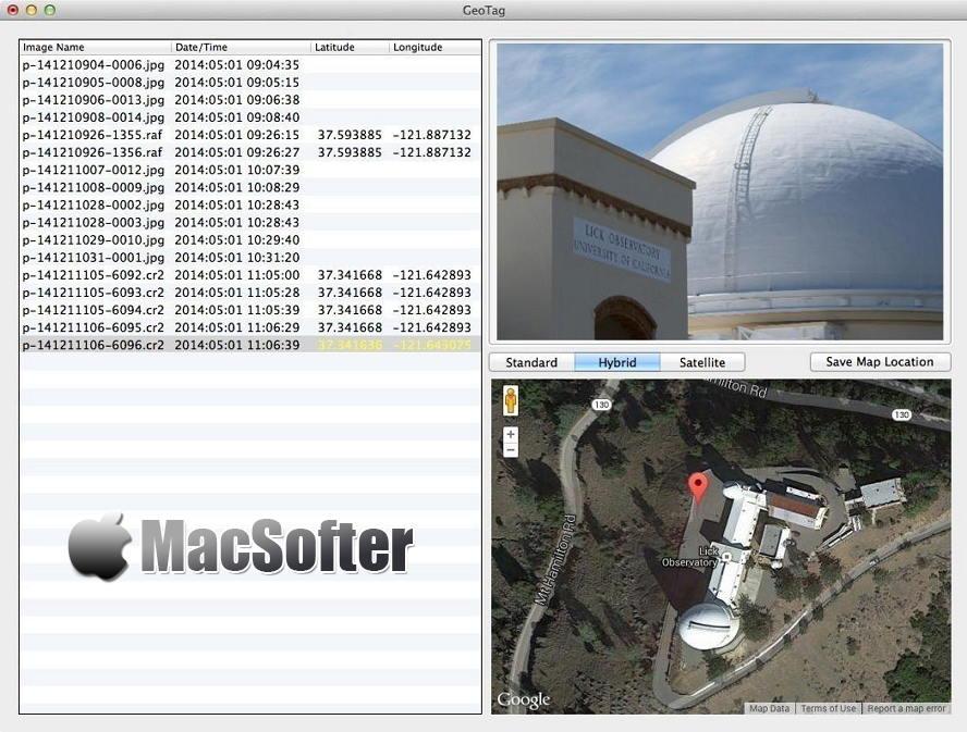[Mac] GeoTag : 为照片添加位置标签信息