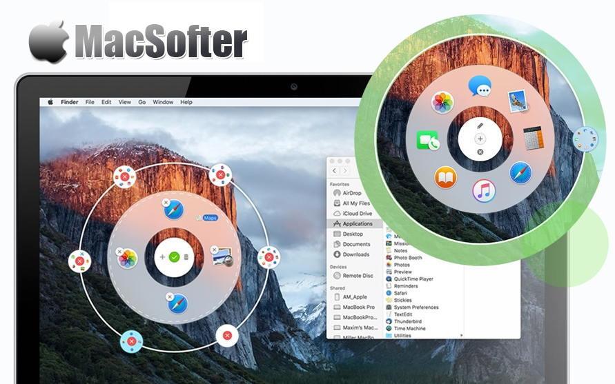 [Mac] Fast Bar Tool :高效的快速启动工具