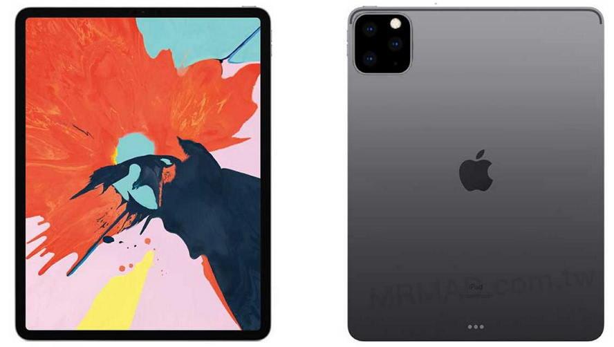 2019 iPad Pro传将搭载与iPhone 11类似的三摄像头设计