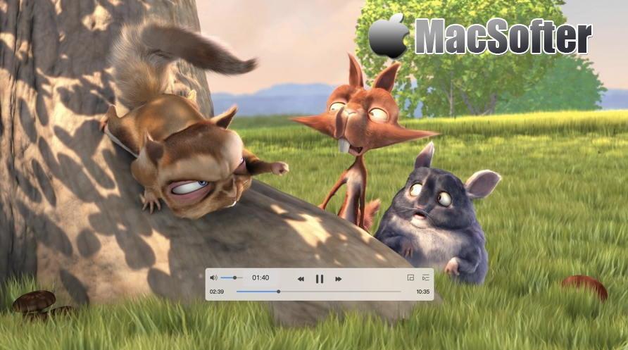 [Mac] MPlayer Pro X : Mac好用的视频播放器软件 Mac视频播放 第1张
