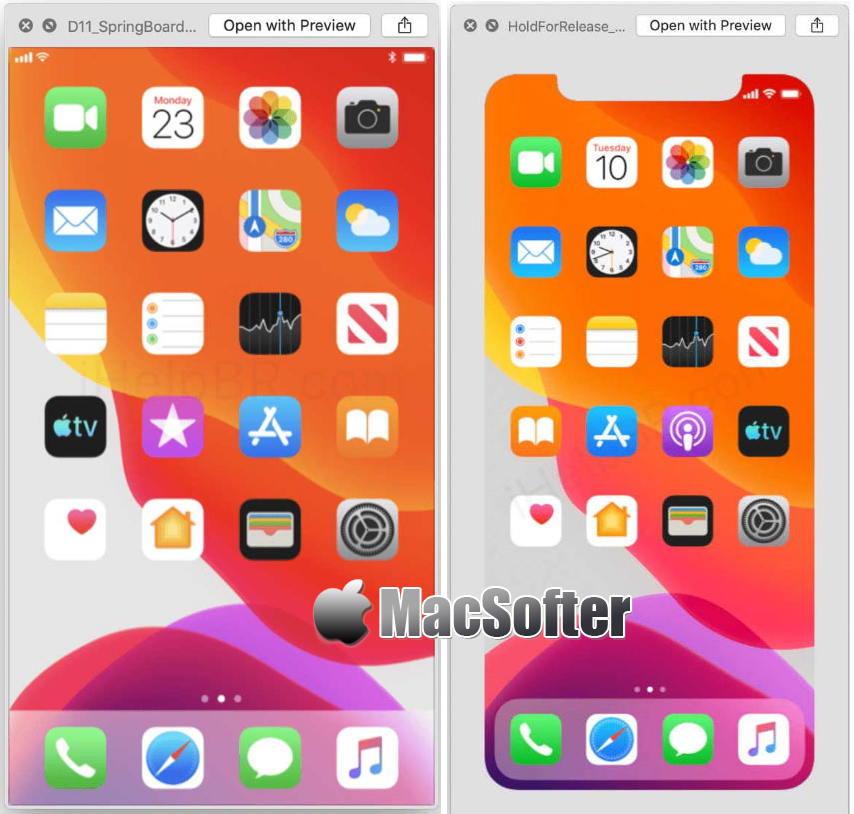 iOS 13 Beta文件曝光Apple会在9月10日发布iPhone 11 苹果新闻 第1张