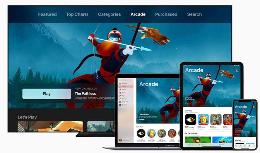 苹果Arcade游戏订阅良心价 - 还能首月免费